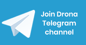 Drona-telegram-channel